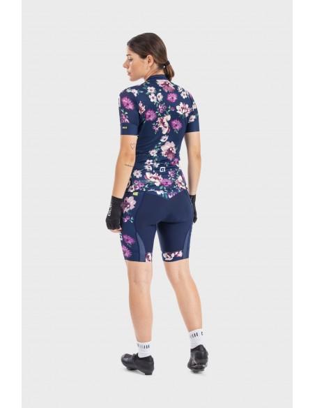 Koszulka rowerowa damska Alé Cycling Graphics PRR Fiori