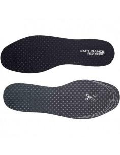 Wkładki do butów Endurance Fresh Support