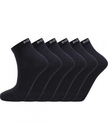 Skarpetki Endurance Ibi Quarter Sock 6-Pack
