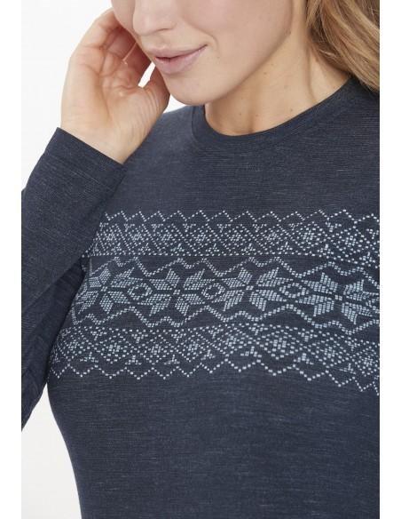 Koszulka termoaktywna damska Endurance Yalia W Seamless