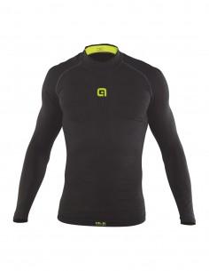 Koszulka termoaktywna męska Alé Cycling Seamless S1 Carbon
