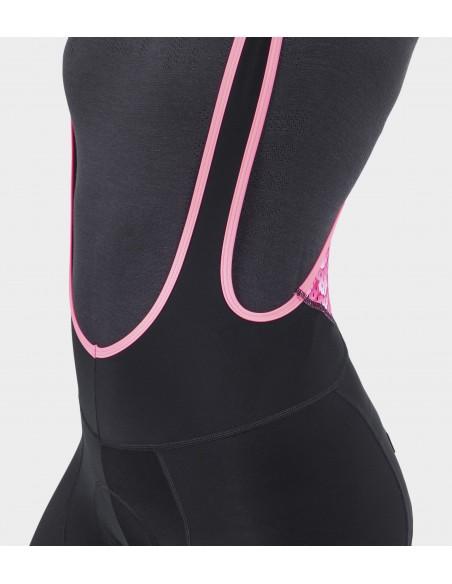Spodnie rowerowe damskie Alé Cycling Solid Essential Bib