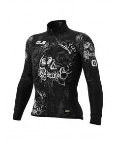 Bluza rowerowa męska Alé Cycling Graphics PRR Skull