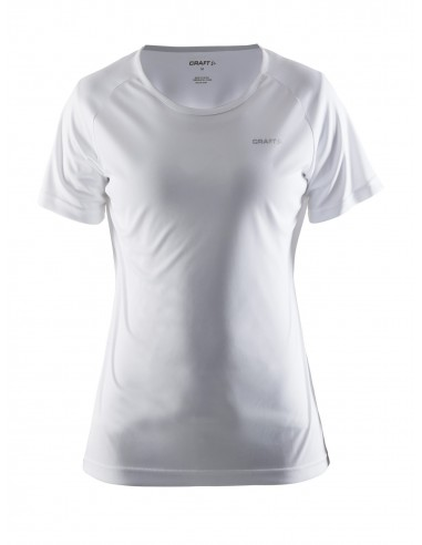 Koszulka sportowa damska Craft Prime Tee, biała