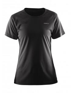 Koszulka sportowa damska Craft Prime Tee, czarna