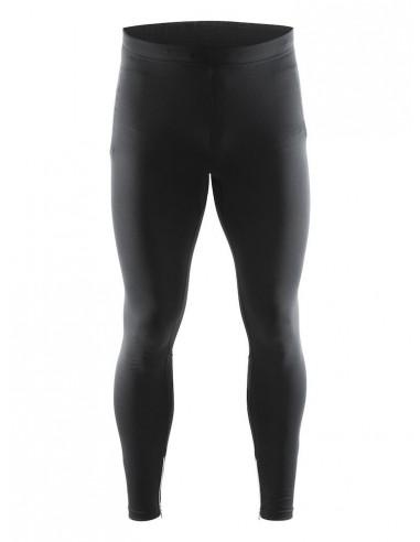 Spodnie męskie Craft Prime Tights czarne
