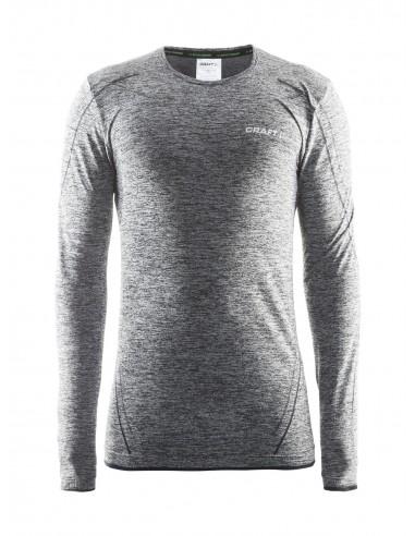 Koszulka z długim rękawem męska Craft Active Comfort, czarna
