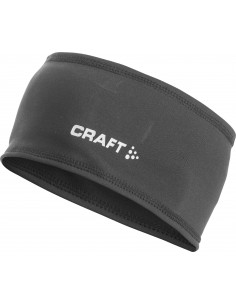 Opaska na głowę Craft Thermal Headband, czarna