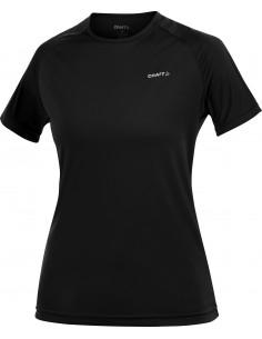 Koszulka damska Craft Prime Tee, czarna