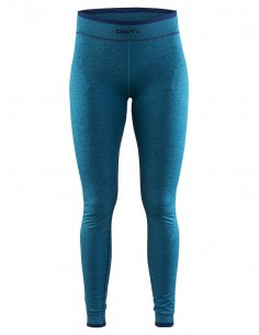 Legginsy damskie długie Craft Active Comfort Pants, niebieskie