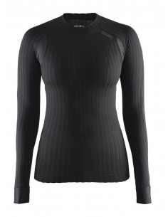 Koszulka termoaktywna damska Craft Be Active Extreme 2.0, czarna