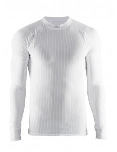 Koszulka termoaktywna męska z długim rękawem Craft Be Active Extreme 2.0 biała