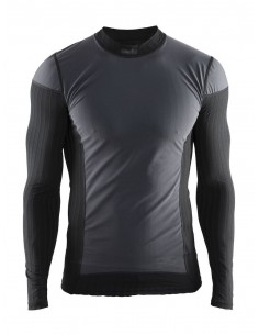 Koszulka męska Craft Be Active Extreme 2.0 Windstopper, czarna