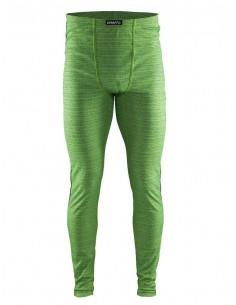 Kalesony termoaktywne męskie Craft Mix&Match, zielone