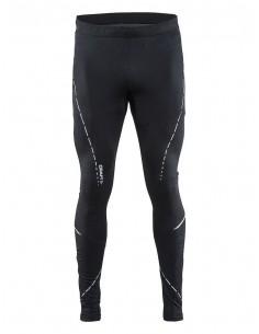 Spodnie męskie Craft Essential Tight, czarne