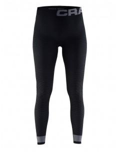 Legginsy termoaktywne damskie Craft Warm Intensity Pants, czarne