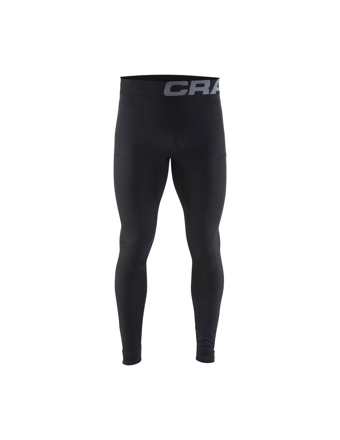 fdf54f7ef63a6e Spodnie termoaktywne męskie Craft Warm Intensity Pants, czarne - STSklep
