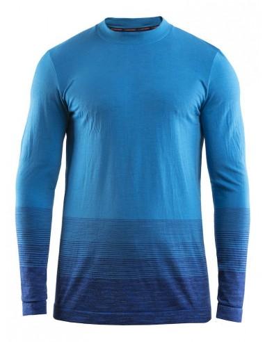 Craft Wool Comfort 2.0 CN LS - 1905344-392355 - koszulka męska