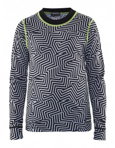 Koszulka termoaktywna dziecięca Craft Mix&Match Jr, multicolor