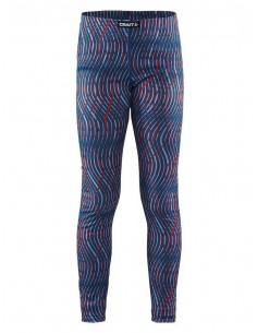 Spodnie termoaktywne dziecięce Craft Mix&Match Jr, multicolor