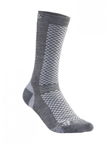 Craft Warm Mid 2-Pack Sock - 1905544-985920- skarpetki