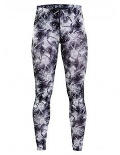 Spodnie damskie Craft Eaze Tights, czarno-białe