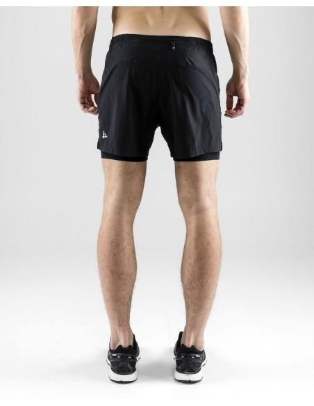 CRAFT Essential Short T Tights - 1904795-9999- spodenki męskie