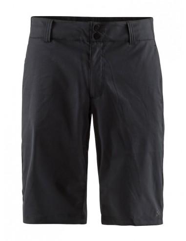 8c82a7fc5f0b38 Spodenki rowerowe męskie Craft Ride Shorts, czarne - STSklep