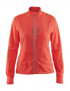 Kurtka damska Craft Brilliant 2.0 Light Jacket, różowa