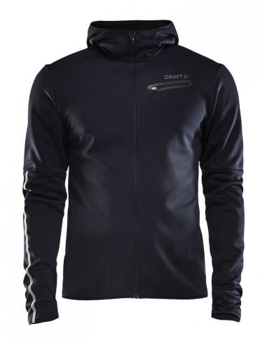 Craft Eaze Jersey Hood - 1906032 - 999000 - bluza męska z kapturem