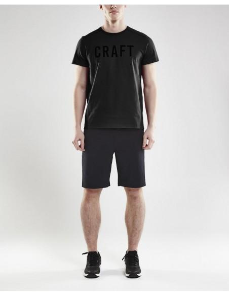 CRAFT Deft 2.0 SS - 1905899 - 999000- koszulka męska