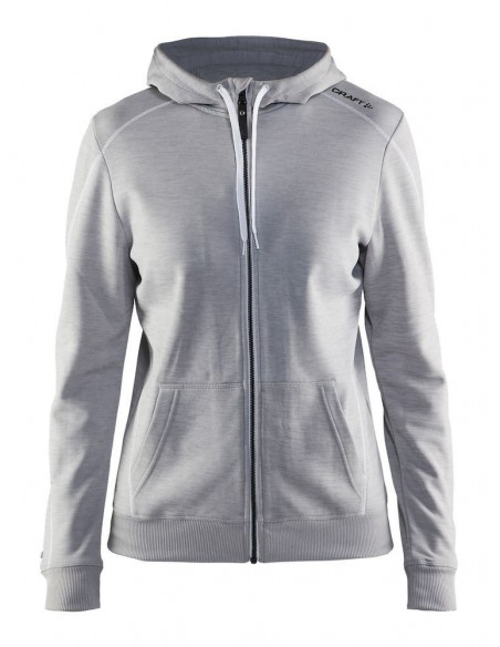CRAFT In The Zone Full zip hood -1904157 - 2950-bluza damska