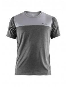 Koszulka sportowa Craft Eaze SS Tee szara