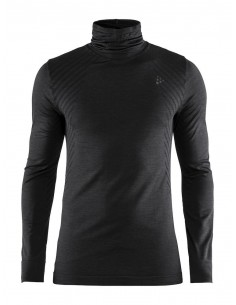 CRAFT FUSEKNIT COMFORT TURTLENECK M 1906599-999000 Golf męski