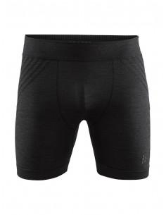 Bokserki termoaktywne męskie Craft Fuseknit Comfort, czarne