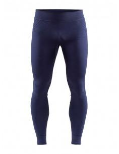 Kalesony termoaktywne męskie Craft Fuseknit Comfort Pants, granatowe