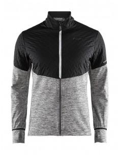 Craft District Hybrid Jacket męska bluza hybrydowa