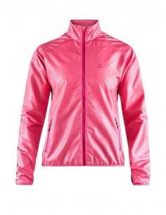Kurtka do biegania damska CRAFT Eaze - Różowa