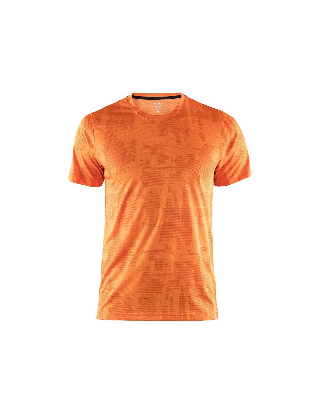 588fd7635 Koszulka męska Craft Eaze SS Tee, pomarańczowa - STSklep