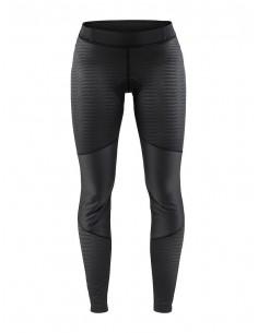 Spodnie rowerowe damskie Craft Ideal Wind Tights, czarne