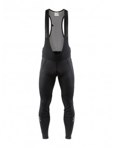 CRAFT IDEAL WIND BIB TIGHTS M 1906563-999000 Spodnie męskie