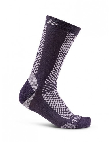 Craft Warm Mid 2-Pack Sock - 1905544 - 733705- skarpetki
