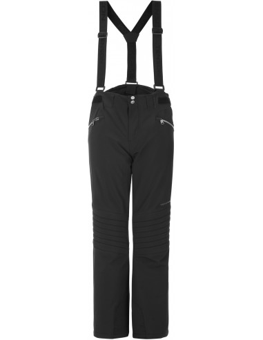 Tenson Conchita Czarne Spodnie Narciarskie Damskie
