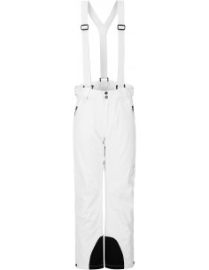 Spodnie narciarskie damskie Tenson Zola, białe