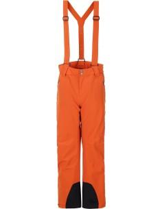 Spodnie narciarskie damskie Tenson Zola, pomarańczowe