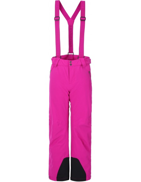 Tenson Zola Różowe Spodnie Narciarskie Damskie