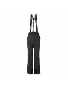 Spodnie softshellowe damskie Tenson Cyra, czarne