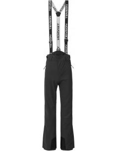Spodnie softshellowe męskie Tenson Cygnus, czarne