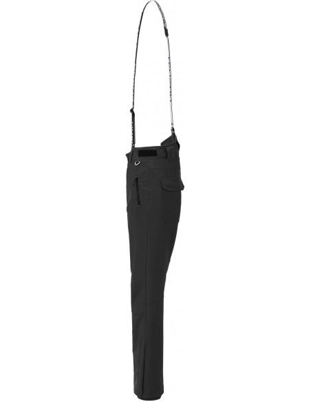 Tenson Cygnus Czarne Spodnie Softshellowe Męskie