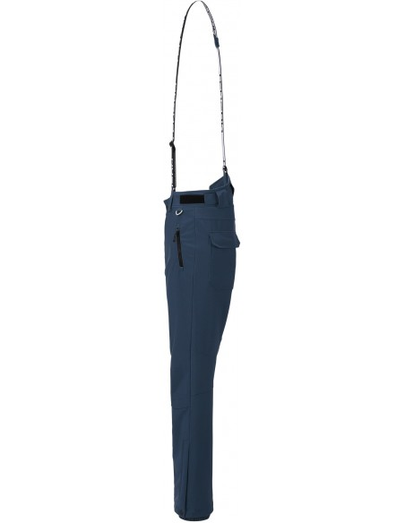 Tenson Cygnus Granatowe Spodnie Softshellowe Męskie